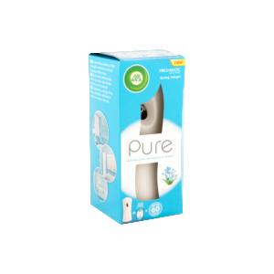Air Wick Fresh Matic illatosító készülék pure spring
