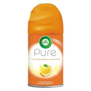 Air Wick Fresh Matic illatosító utántöltő 250 ml Pure mediterrán illat