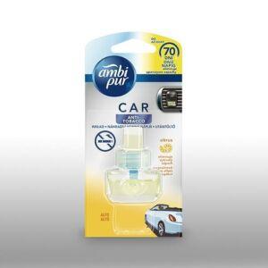 Ambi Pur Car illatosító utántöltő citrus antitabac 7ml