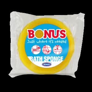 Bonus kerek fürdőszivacs