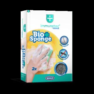 Bonus Immunetec Bio+ szivacs 2db