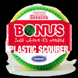 Bonus műanyag dörzsi 3db