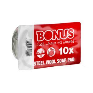 Bonus szappanos párna 10db