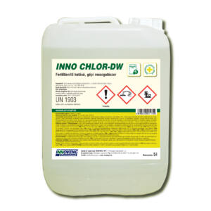 Inno Chlor- DW fertőtlenítő gépi mosogatószer 5 l