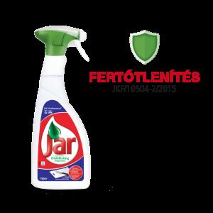 Jar Professional fertőtlenítő zsíroldó 2 az 1-ben 750ml