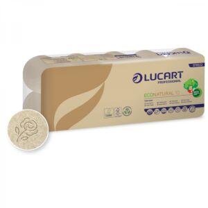 Lucart EcoNatural 10 toalettpapír
