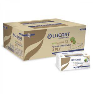Lucart EcoNatural Z3 kéztörlő