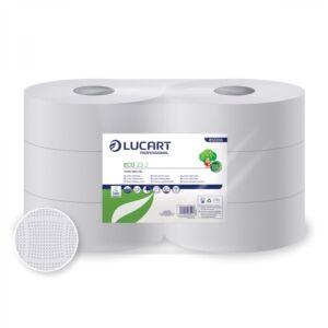 Lucart Eco 23J jumbo toalettpapír