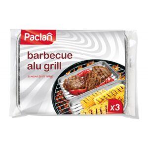 Paclan grill tálca 3 db-os