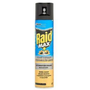 Raid Max légy-és szúnyogirtó aeroszol 300 ml
