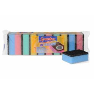 Spontex Colors mosogatószivacs 10db