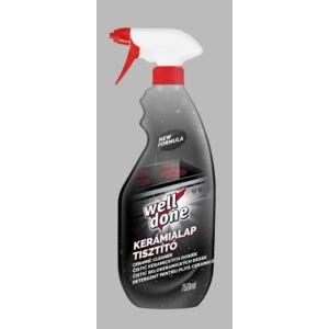 Well Done kerámialap tisztító 750 ml