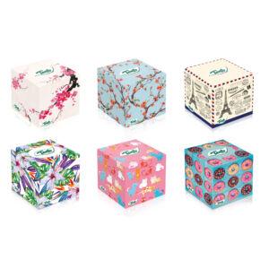 Tento Cubebox kozmetikai törlőkendő