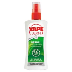 Vape Derm Herbal szúnyog- és kullancsriasztó pumpás 100ml