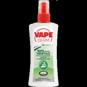 Vape Derm 100% Natural szúnyogriasztó permet 100ml