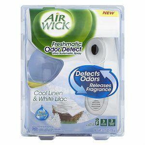 Air Wick Fresh Matic illatosító készülék cool linen