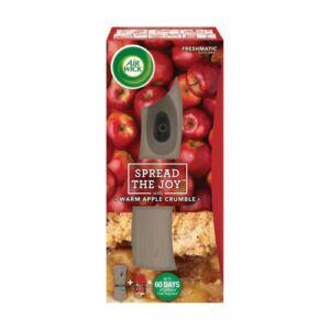 Air Wick Fresh Matic illatosító készülék Joy forró almás pite