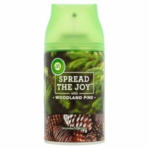 Air Wick Fresh Matic illatosító utt. Joy téli fenyőerdő