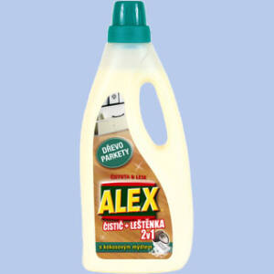 Alex padlófényező 2 in 1 fához 750 ml
