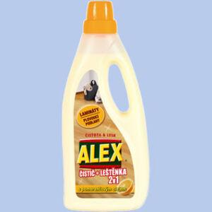 Alex padlófényező 2 in 1 laminált 750 ml