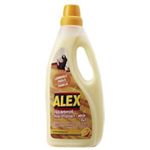 Alex tisztító fa parkettához 750 ml