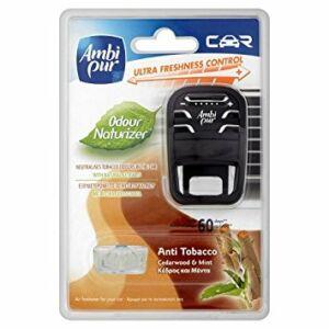 Ambi Pur Car illatosító készülék antitabak
