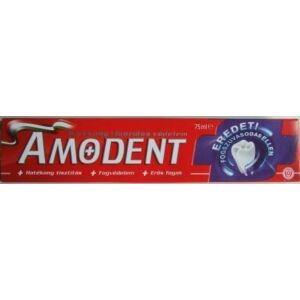 Amodent fogkrém 75 ml eredeti