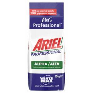 Ariel Alfa mosópor fehér ruhákhoz 15 kg