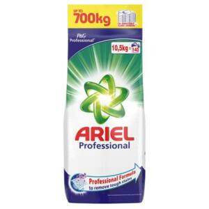 Ariel Professional Regular mosópor fehér ruhákhoz 10,5 kg