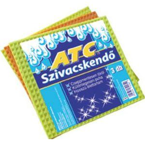 ATC szivacskendő 3 részes