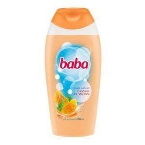 Baba tusfürdő frissítő mandarin 400 ml