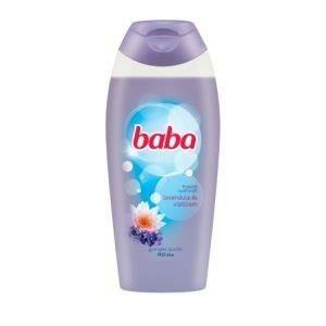 Baba tusfürdő levendula és vízililiom 400 ml
