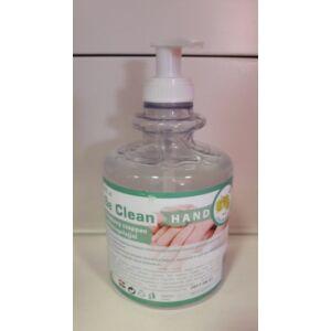 Bee Clean folyékony szappan szőlőmag olajjal pumpás illatmentes 500 ml