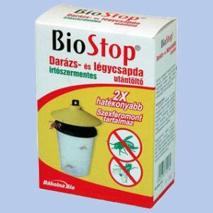 Bio Stop darázs-és légycsapda utántöltő 3 db