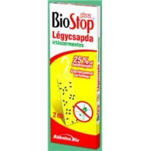 Bio Stop ragasztós légypapír 2 db