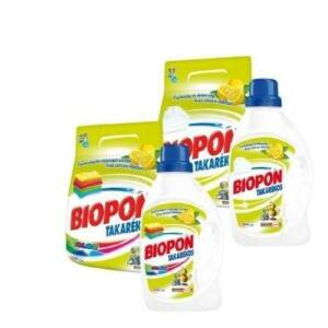 Biopon Takarékos mosópor fehér ruhákhoz 1,4 kg