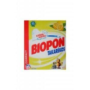 Biopon takarékos mosópor fehér 280 gr