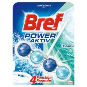 Bref Power Aktív wc illatosító golyó óceán 50 gr