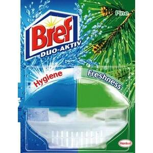 Bref Wc gél Duo Aktív 60 ml pine