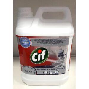 Cif professional fürdőszobai tisztítószer 5 liter