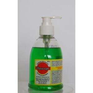 Clarasept fertőtlenítő folyékony szappan 300 ml