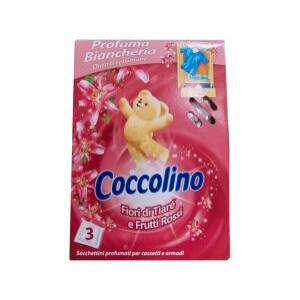 Coccolino illatpárna 3 db-os rózsaszín