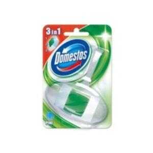 Domestos 3in1 WC rúd kosaras fenyő