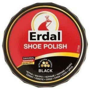 Erdal cipőpaszta dobozos fekete 55 ml