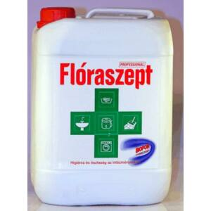 Flóraszept folyékony fertőtlenítő 5 liter