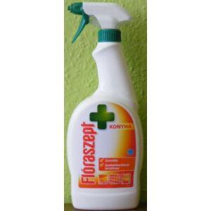 Flóraszept konyhai zsíroldó spray 750 ml