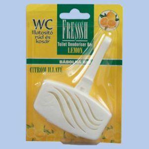 Fressh Wc rúd kosaras 40 gr citrom