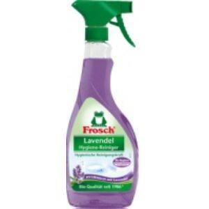 Frosch higiénikus fürdőszoba tisztító levendulás 500 ml