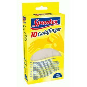Goldfinger gumikesztyű 8-8,5