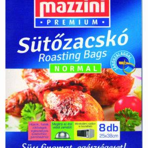 Mazzini Premium sütőzacskó normál 25 x 38 cm 8 db
